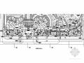 [成都]住宅小区绿化带景观规划设计施工图