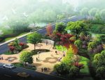 [江苏]张家港滨河绿地景观改造方案设计