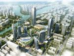 [浙江]银泰宁波江东商务区规划建筑设计