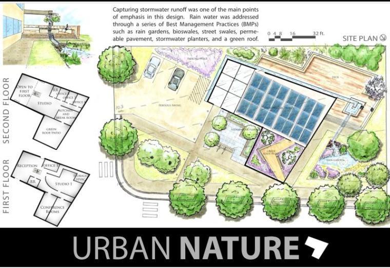 Calitri_Portfolio建筑景观规划作品集设计-5