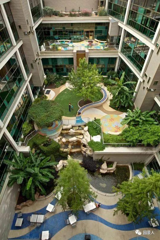 景观中庭,建筑群的心脏!_21