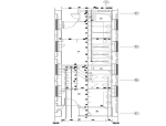 办公为主的超高层建筑给排水系统图