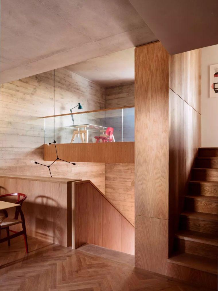 建筑师独立开发的公寓楼,真是好房子!_24