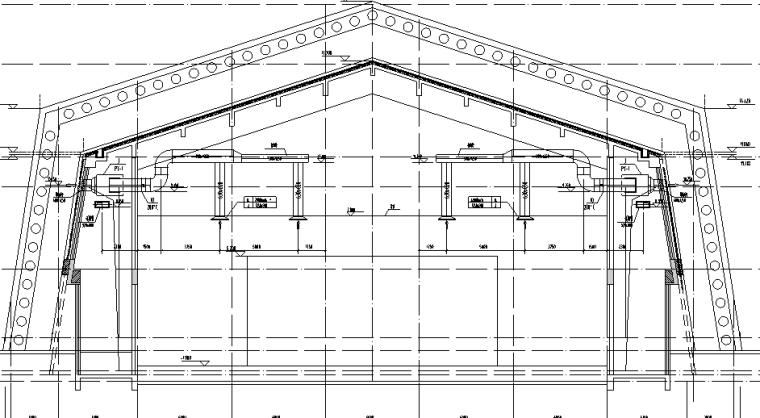 治多县剧场剧院暖通施工图(含通风系统,采暖系统,防排烟系统)_5