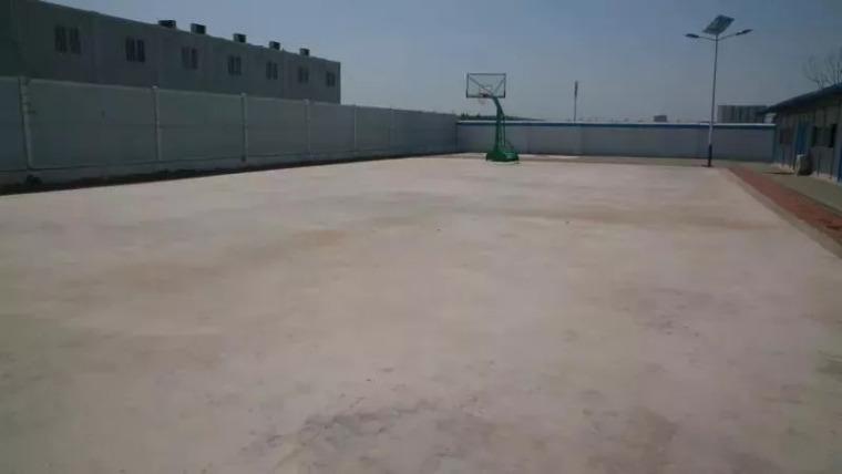 硅pu篮球场施工工艺介绍