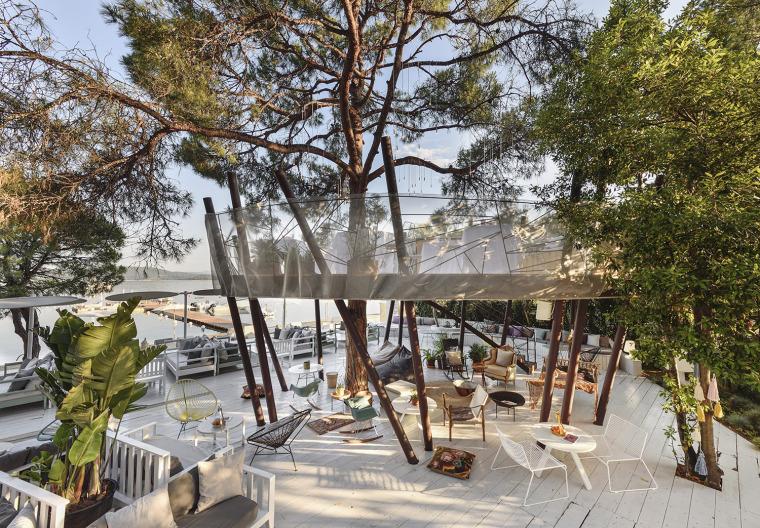 希腊树屋餐厅