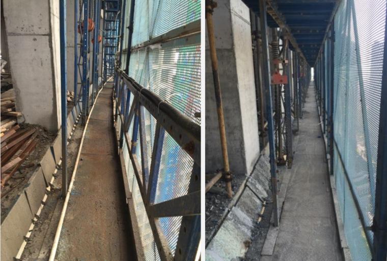 建筑工程折叠式升降脚手架组装、提升及拆除工艺介绍(120余页)