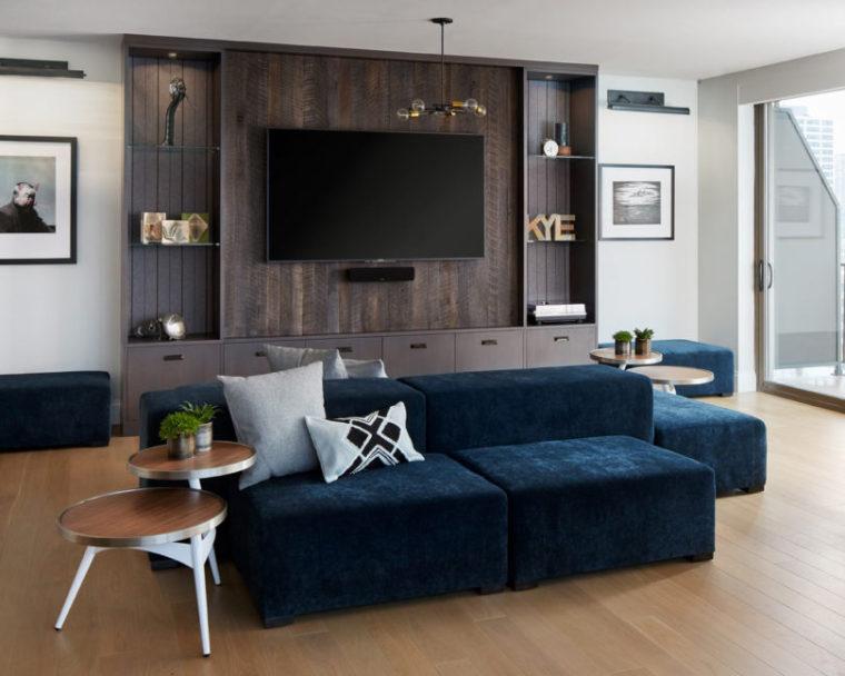 美国更加舒适的单身公寓