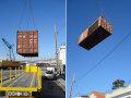 原建-五个集装箱改造的两层房屋案例