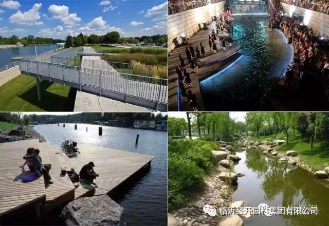 [河道景观]设计知识大全