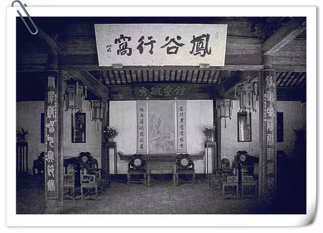 新房装修,看看古代文人是如何装饰客厅的!
