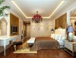 安静卧室3D模型下载