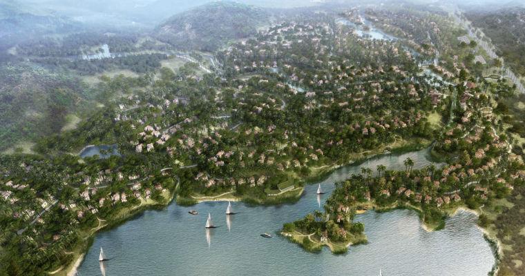[海南]兴隆热带林养生谷总体概念规划方案文本