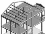 Revit教程-结构钢筋混泥土别墅教程