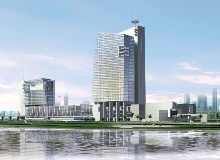 [天津]超高层、综合性建筑BIM综合应用(恒富大厦南塔工程)