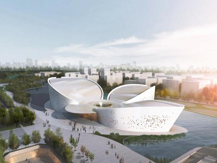 山东文化中心项目BIM应用实施规划方案
