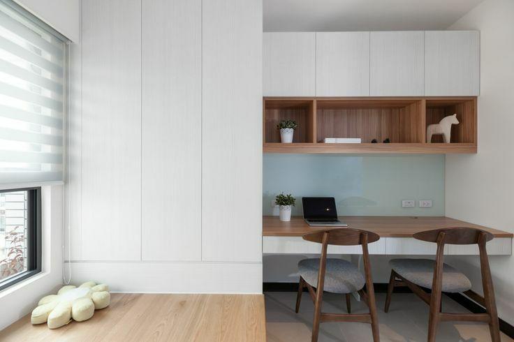 榻榻米床+柜子如何组合设计?35个案例告诉你..._6