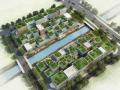 [江苏]扬州广陵新城水街规划设计方案文本