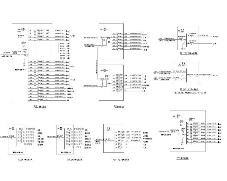 11+1舰船图纸图纸(自制防雷接地,电气选择及敷导线包括航模高层设计图片
