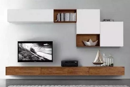 打造高颜值电视背景墙,你有多少种方法