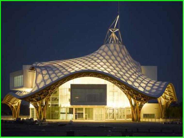法国Metz蓬皮杜中心