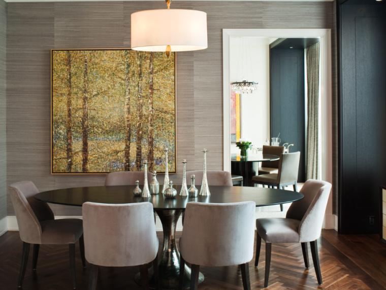 TheResidencesatTheRitz-Carlton餐馆设计实景图