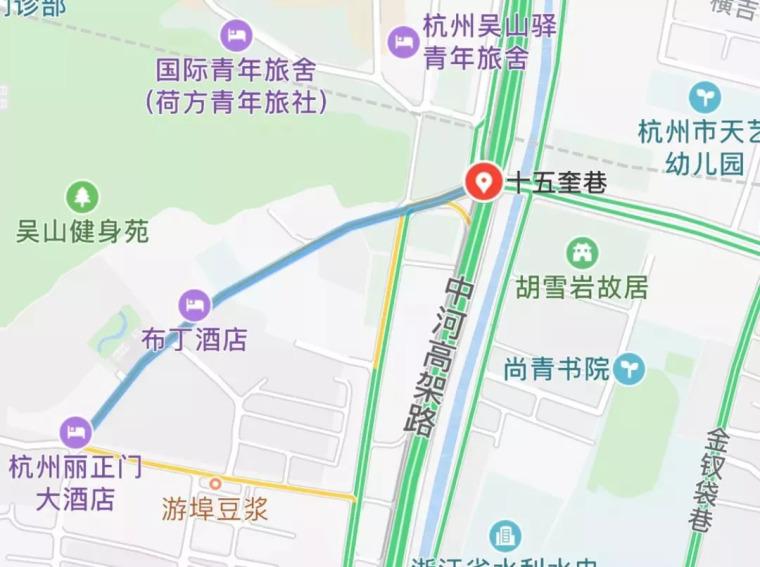 用心感受老杭州小街小巷的慢生活_3