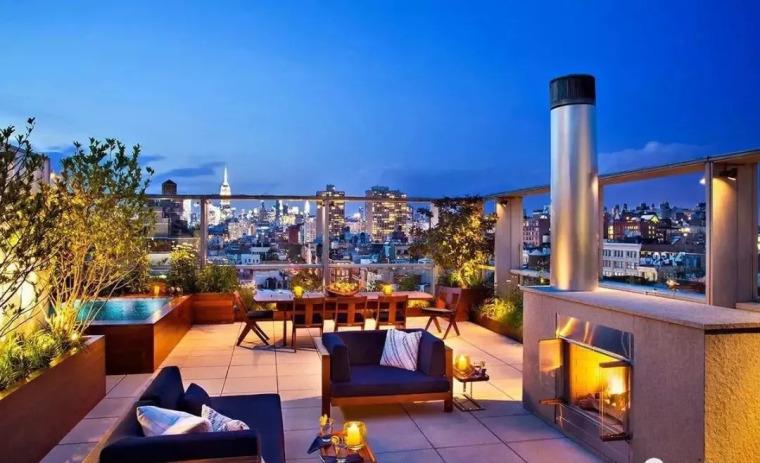现代屋顶花园设计赏析_13