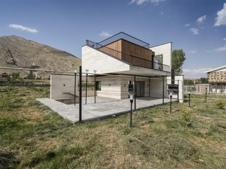 伊朗现代风格简约住宅