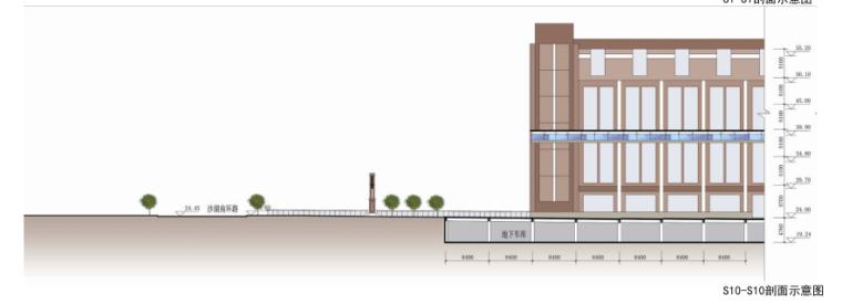 [江苏]后现代感武汉万达中央文化旅游区项目建筑设计方案文本_13