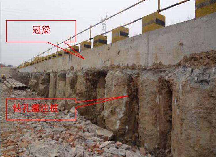 41米桥宽深埋大直径桩基顶推法钢梁自锚式悬索桥综合施工技术总结121页_7
