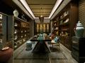 中式古董展厅3D模型
