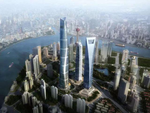 中国第一高楼再次被刷新。总高677米,中国第一,世界第二!_1