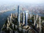 中国第一高楼再次被刷新。总高677米,中国第一,世界第二!
