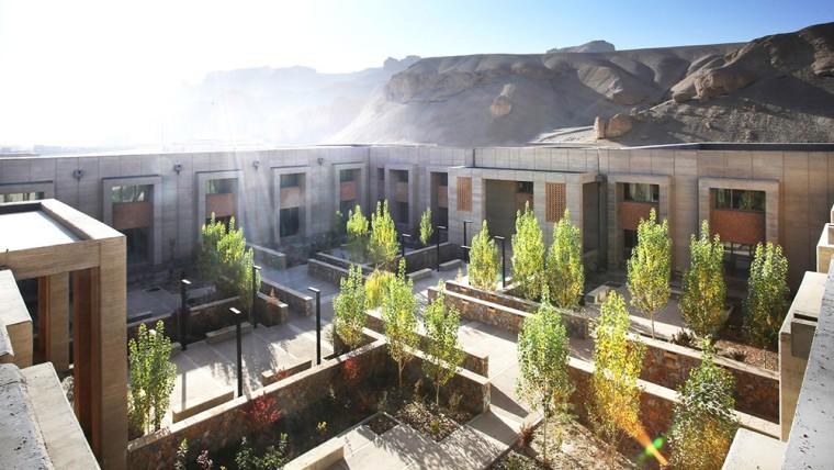 阿富汗巴米扬省医院-2