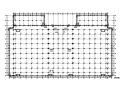 [北京]框架结构银行数据中心结构施工图(CAD、52张)