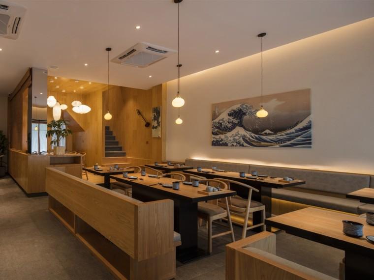 嘉兴鹿岛日式料理店