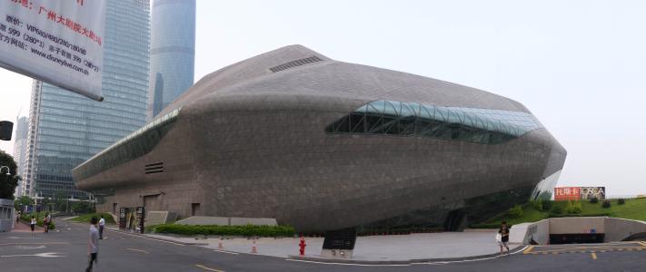 [广东]广州歌剧院工程暖通空调施工组织方案