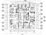 [陕西]西安富力地产办公施工图