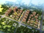 [广东]高层多变造型立面住宅建筑设计方案文本