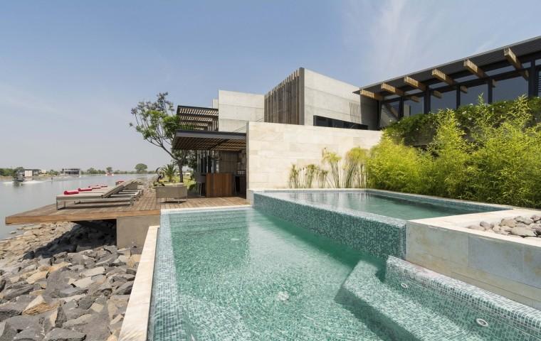 墨西哥巴勒莫湖畔住宅-1 (2)