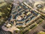 [合集]3套欧式风格商业区建筑设计方案文本