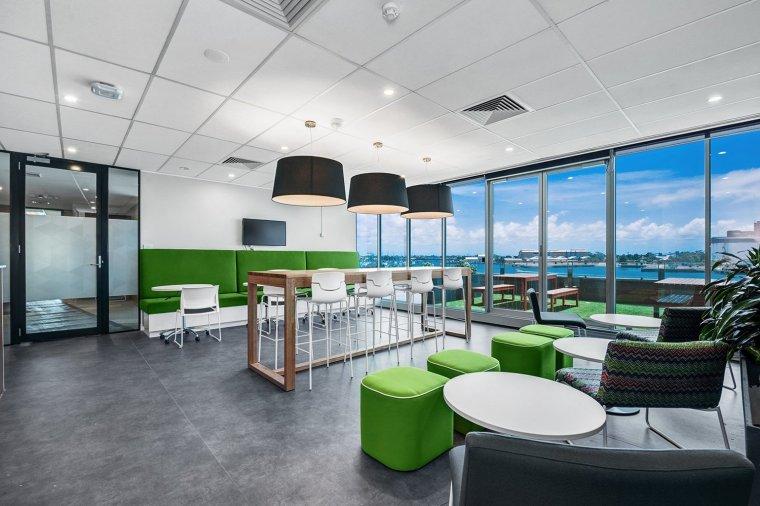 澳大利亚法克斯传媒有限公司办公室