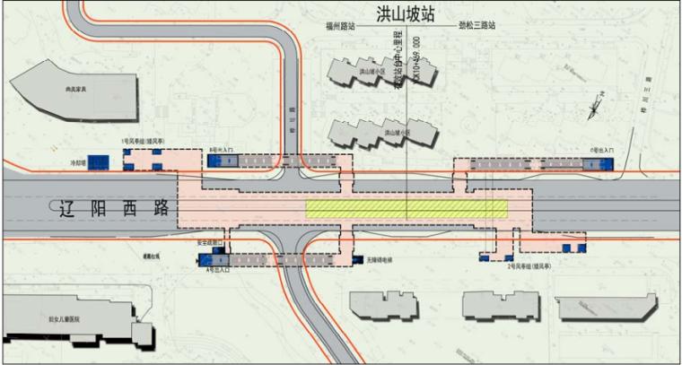 [青岛]地铁工程PPP项目土建专业施工TJ-06标段施工组织设计
