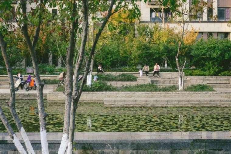 杭州良渚未来城住宅景观-9