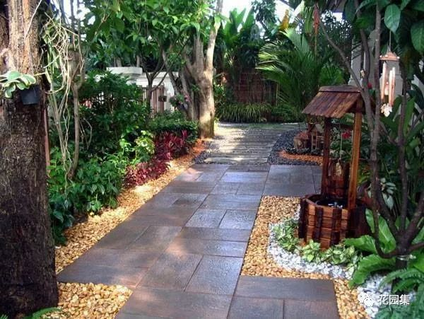 居住区与别墅庭院景观设计的差异_35