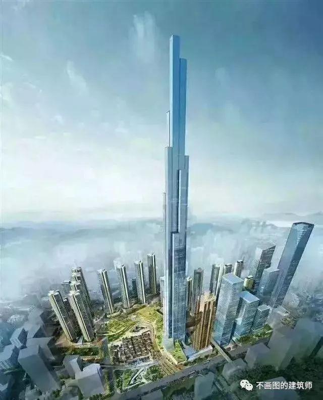 改革开放40年,盘点深圳历史上最重要的10栋超高层_86