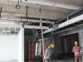 大面积双层纸面石膏板吊顶快速施工工法(工法申报材料)