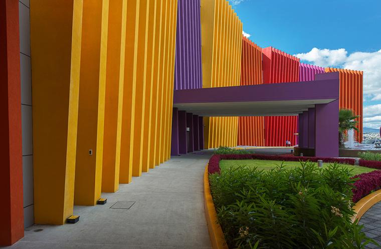 墨西哥Teletón儿童肿瘤医院-9