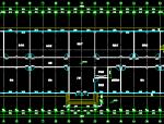 某5层教学楼建筑结构全套毕业设计(含计算书和图纸)